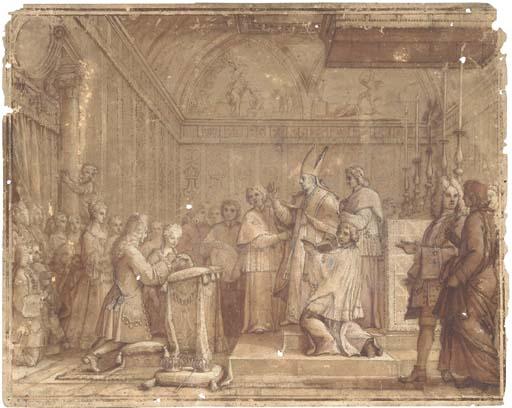 Agostino Masucci (Rome 1691-1758)