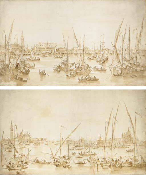 Giacomo Guardi (Venice 1764-1835)