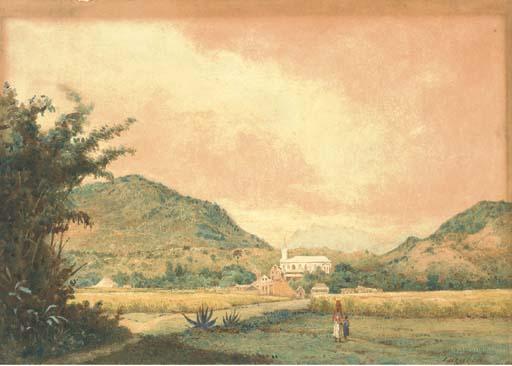 Michael Jean Cazabon (1813-1888)
