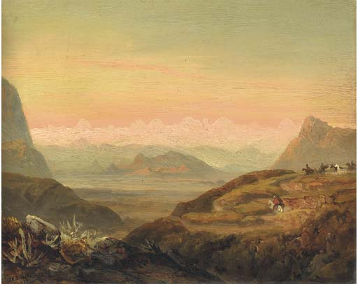 Josef Carl Berthold Püttner (1821-1881)