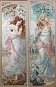 (2) Fernand Toussaint (Belgian, 1873-1956), Fernand Toussaint, Click for value