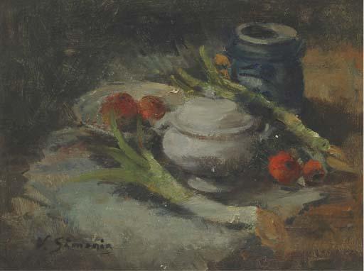 Victor Simonin (Belgian, 1877-1946)