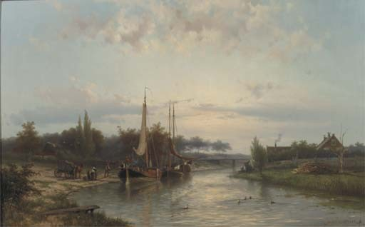 Johannes Hermanus Barend Koekkoek (Dutch, 1840-1912)