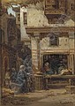 Bernhard Fiedler (German, 1816-1904), Bernhard Fiedler, Click for value