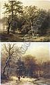 Barend Cornelis Koekkoek (Dutch, 1803-1862), Barend Cornelius Koekkoek, Click for value