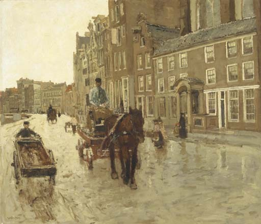 George Hendrik Breitner (Dutch, 1857-1923)