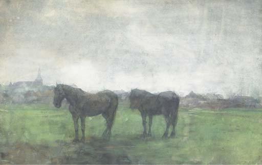 Jan Voerman Sen. (Dutch, 1857-1941)