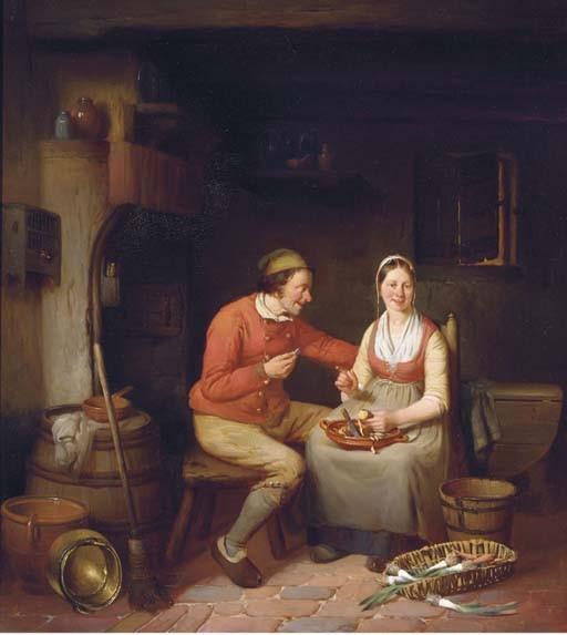 Charles Venneman (Belgian, 1802-1875)