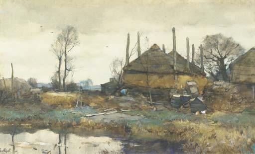 Chris van der Windt (Dutch, 1877-1952)