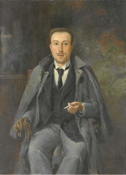 ALBERT-TIBULLE FURCY DE LAVAULT (SAINT-GENIS-DE-SAINTONGE 1847 - 1915 CLERAC)