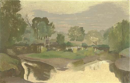 John Northcote Nash, R.A. (1893-1977)