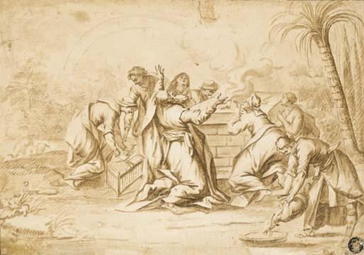 Israël Silvestre (1621-1691)