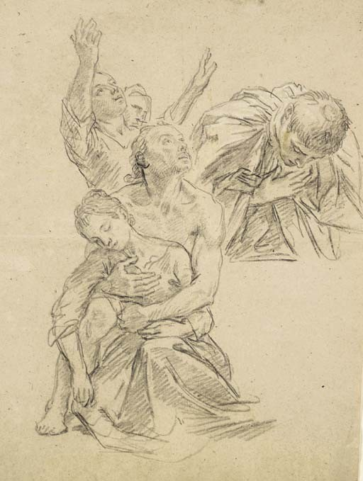 Etienne Parrocel, dit le Romain (1696-1776)