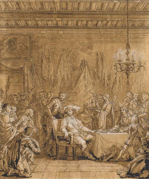 Jean-Démosthène Dugourc (1749-1825)