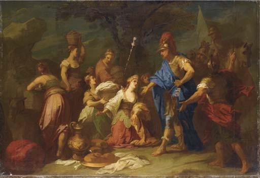 JEAN RESTOUT LE JEUNE (ROUEN 1692-1768 PARIS)