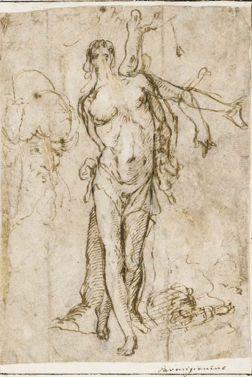 Attribué à Alessandro Casolani (1552-1606)