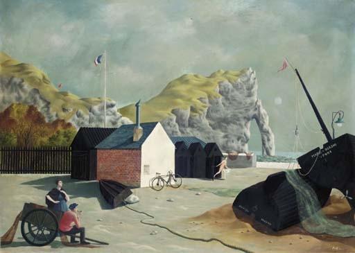 TRISTAM PAUL HILLIER (1905-1983)