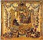 A ROYAL LOUIS XV GOBELINS MYTHOLOGICAL TAPESTRY, Charles-Antoine Coypel, Click for value