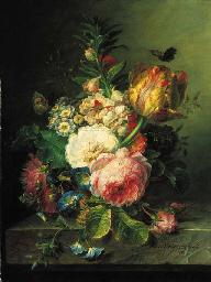 CORNELIS VAN SPAENDONCK (Tilbourg 1756-1840 Paris)