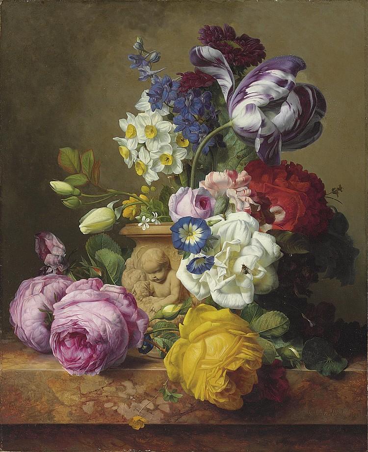 Charles Joseph Node (Montpellier 1811-1886)