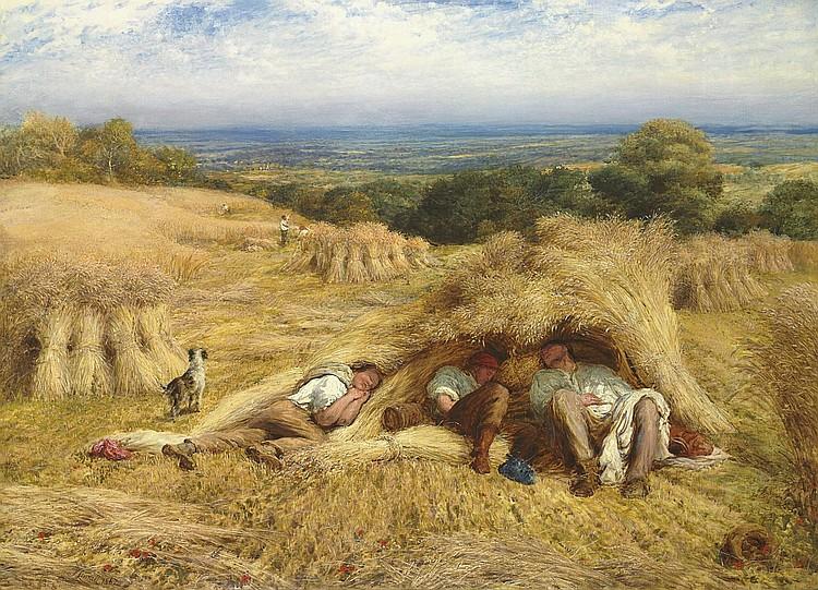 John Linnell (London 1792-1882)