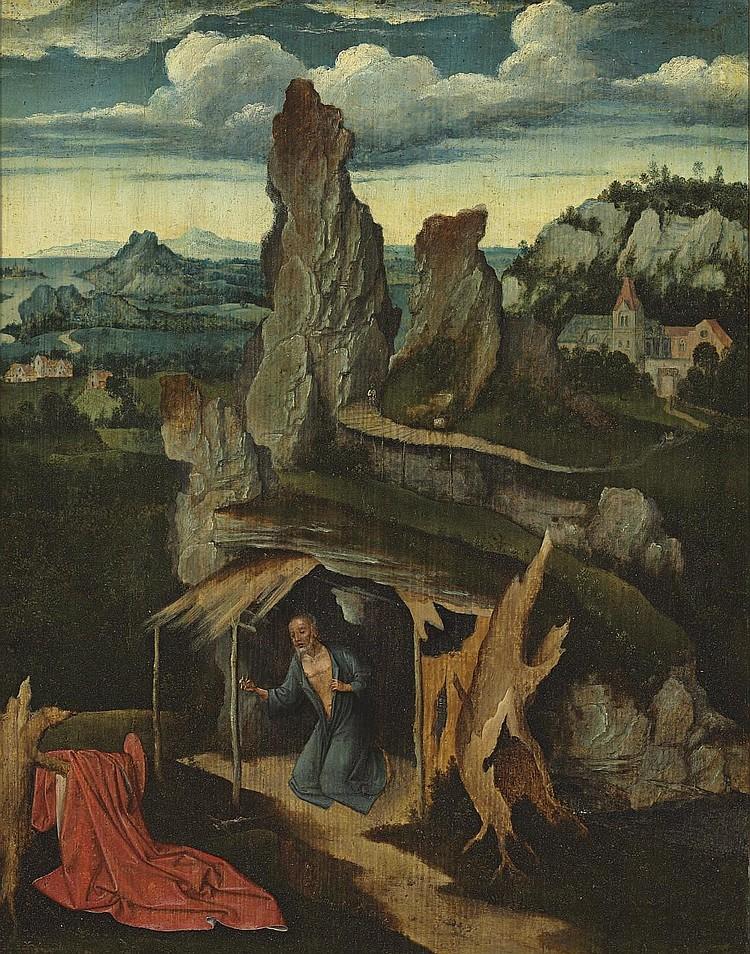 Workshop of Joachim Patinir (Dinant or Bouvignes c. 1480-1524 Antwerp)