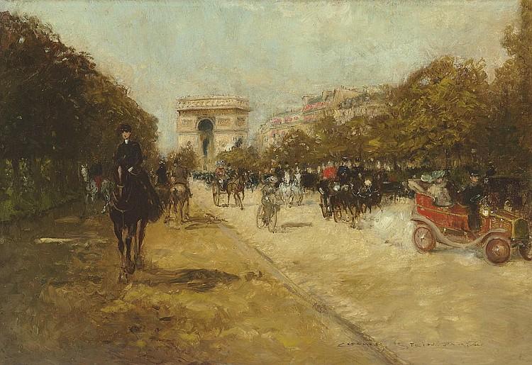 Georges Stein (Paris 1855-1930)