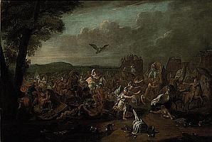 Henri Cantelbeek (active Antwerp 1690-1720)