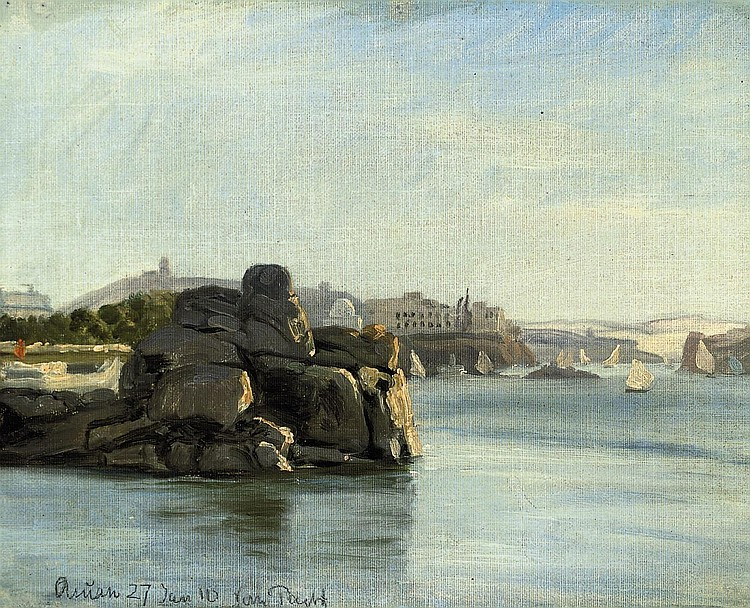 Wilhelm Pacht (Danish, 1843-1912)