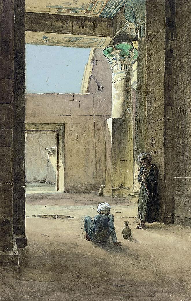 Michelle la Spina (Italian, 1848-1940)