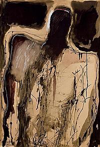 ISMAIL FATTAH (IRAKIEN, 1934-2004)