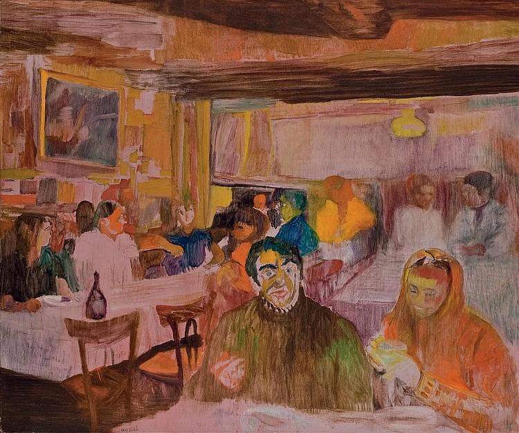 FARID AOUAD (LIBANAIS, 1924-1982)