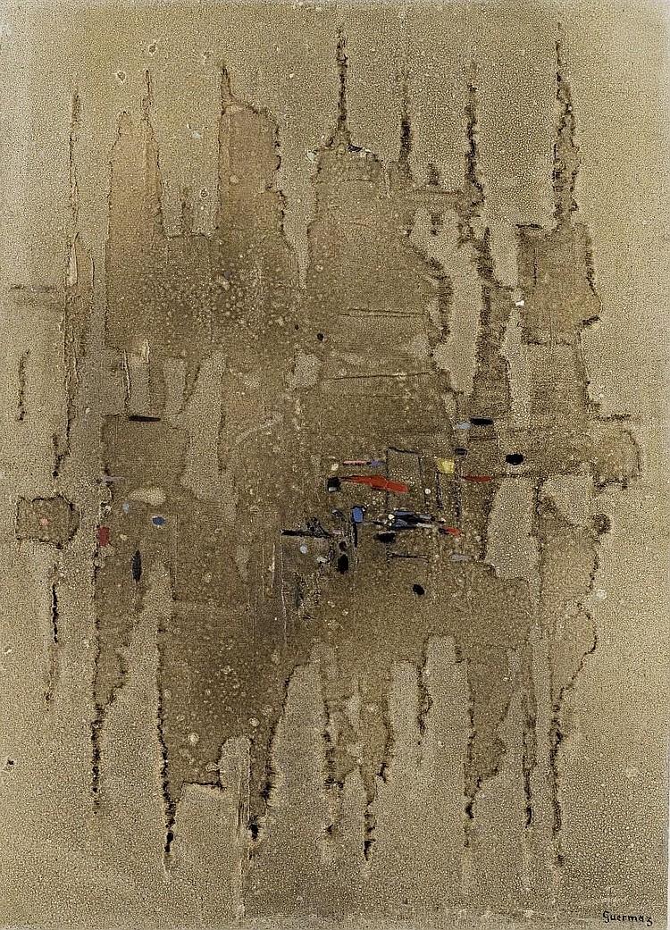 ABDELKADER GUERMAZ (ALGERIEN, 1919-1996)