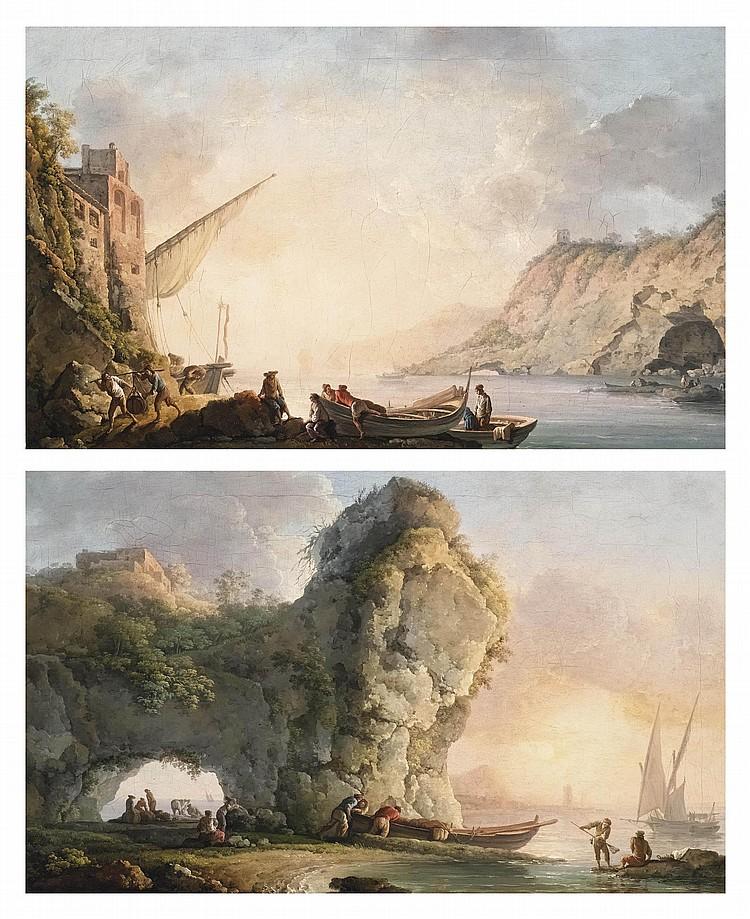 Carlo Bonavia (documentato a Napoli 1750-1788)