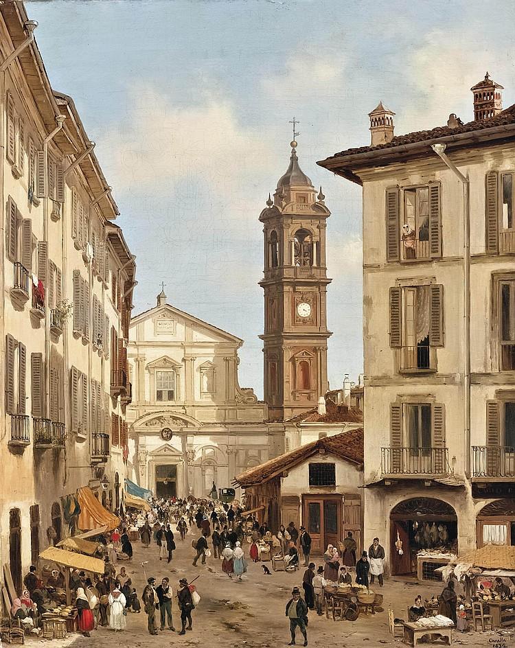 Giuseppe Canella (Verona 1788-1847 Firenze)