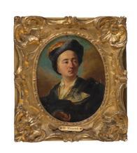 ATTRIBUÉ A JACOB VAN SCHUPPEN (1670 - 1751)