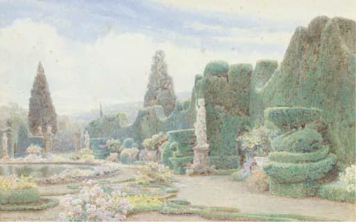 George Samuel Elgood, R.I. (1851-1943)