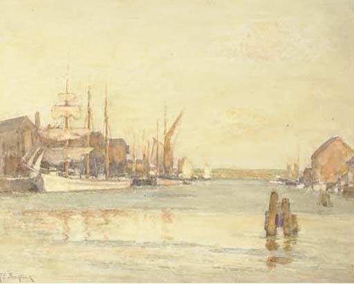 Albert Ernest Brockbank (1862-1958)