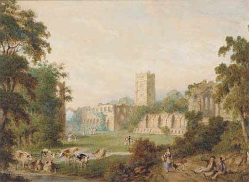 John Heaviside 'Waterloo' Clark (1771-1863)