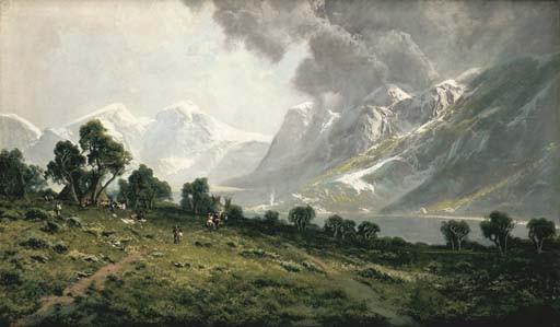 RANSOME GILLET HOLDREDGE (1836-1899)