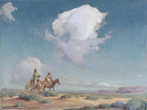GERALD CASSIDY (1879-1934)
