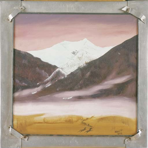 DOROTHY EUGENIE BRETT (1883-1977)