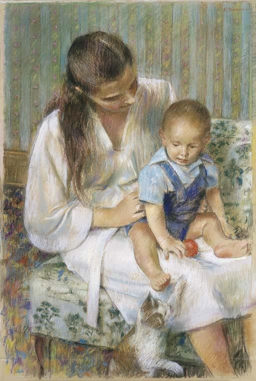PAUL LEWIS CLEMENS (1911-1992)