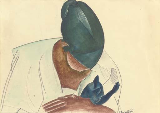 Percy Wyndham Lewis (1882-1957)