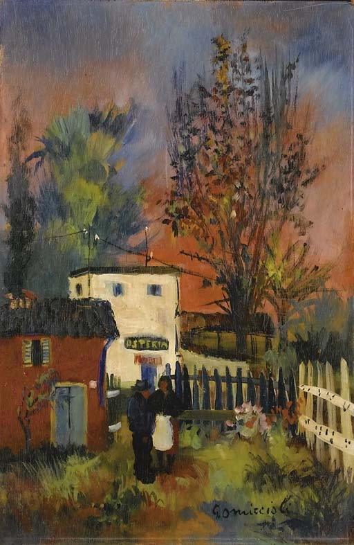 Giovanni Omiccioli (1901-1975)