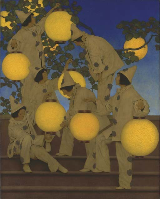 Maxfield Parrish (1870-1966)