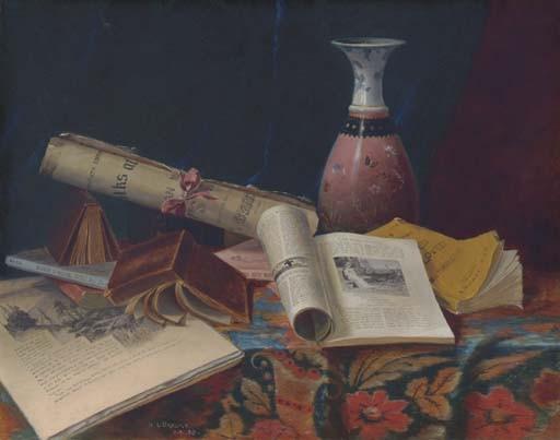Nicholas Alden Brooks (1840-1904)