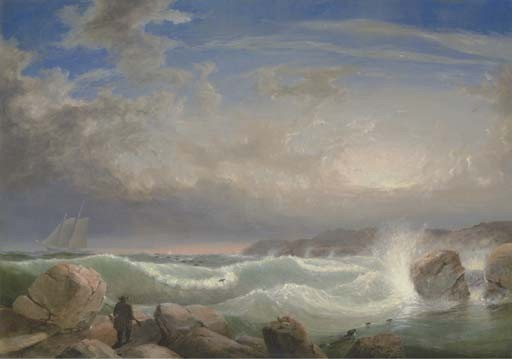 Fitz Henry Lane (1804-1865)