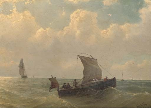 Petrus Paulus Schiedges (Dutch, 1812-1876)
