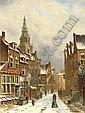 Oene Romkes de Jongh (Dutch, 1812-1896), Oene Romkes